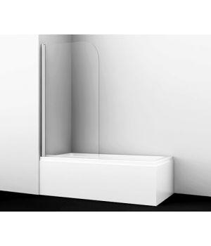 Стеклянная шторка на ванну Leine 35P01-80