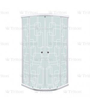 Душевая кабина Тритон Стандарт А 100*100
