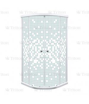 Душевая кабина Тритон Стандарт В 90*90 ( мозаика)